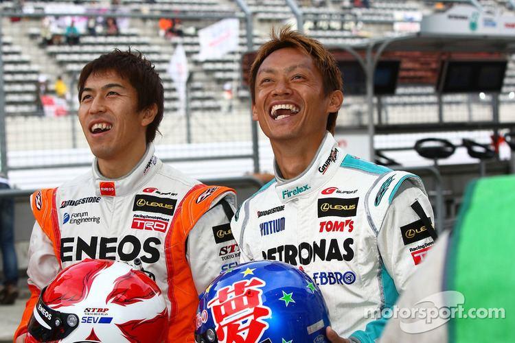 Juichi Wakisaka 6 Eneos SC430 Daisuke Ito 1 Petronas Tom39s SC430