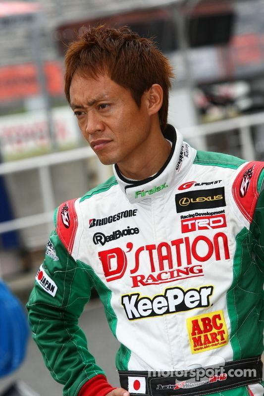 Juichi Wakisaka Juichi Wakisaka at Okayama Super GT Photos