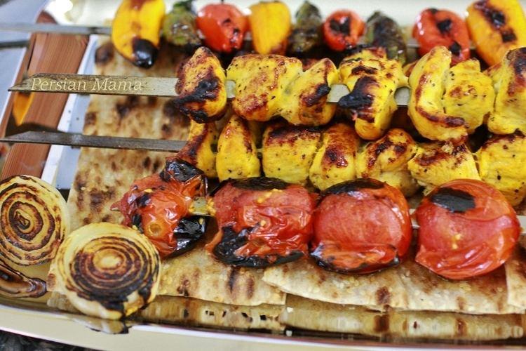Jujeh kabab JOOJEH KABOB GRILLED SAFFRON CHICKEN Persian Mama
