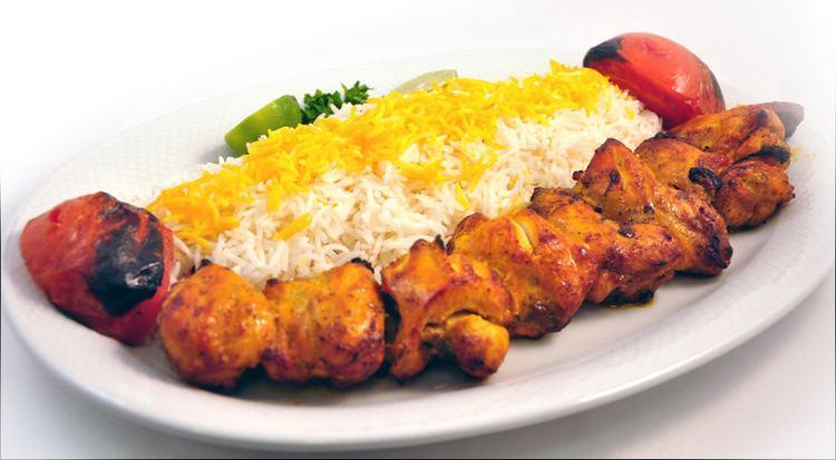 Jujeh kabab Dream Of Iran