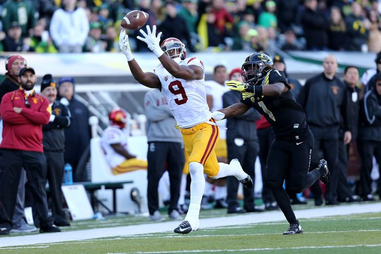 Juju Smith-Schuster USC Now morning report JuJu SmithSchuster among the top receivers
