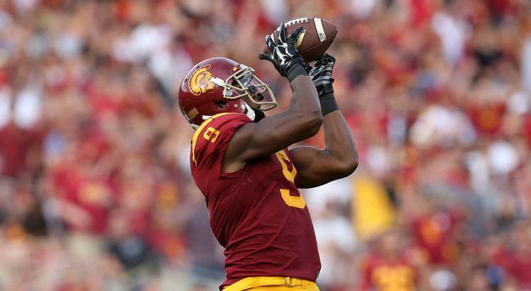 Juju Smith-Schuster JuJu SmithSchuster sets careerhighs as USC piles up yards on Idaho