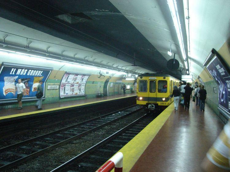 Jujuy (Buenos Aires Underground)