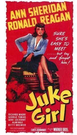 Juke Girl Juke Girl Movie Posters From Movie Poster Shop
