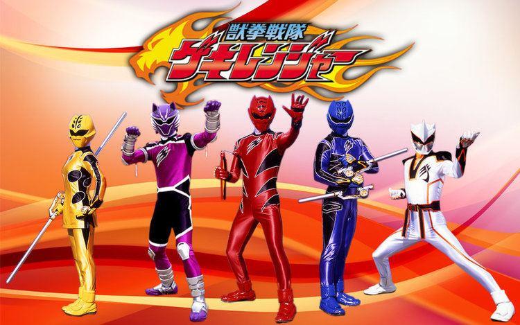 Juken Sentai Gekiranger Jyuken Sentai Gekiranger by blakehunter on DeviantArt