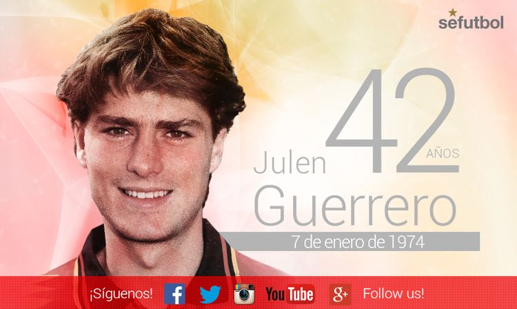 Julen Guerrero Julen Guerrero the invincible warrior turns 42 SEFutbol