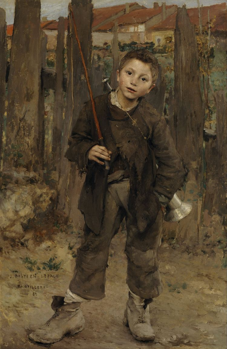 Jules Bastien-Lepage Jules BastienLepage Wikipedia the free encyclopedia