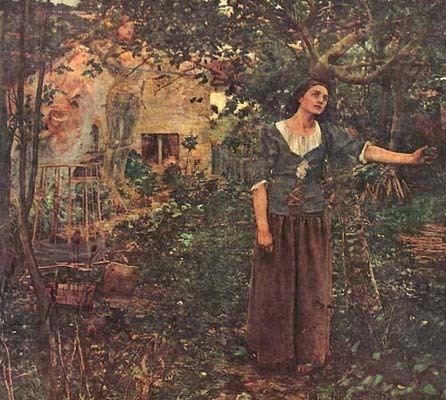 Jules Bastien-Lepage Jules BastienLepage39s Painting of Joan of Arc