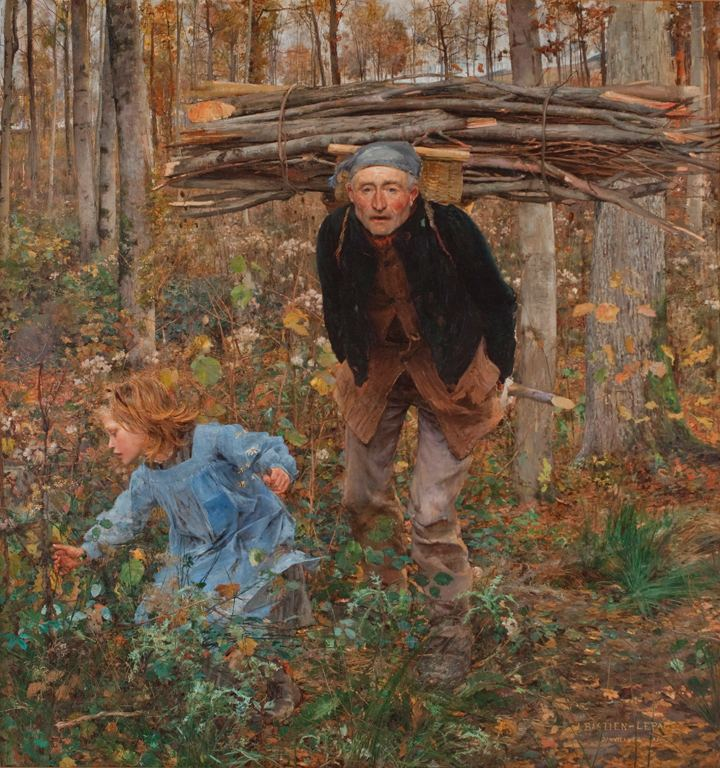 Jules Bastien-Lepage Jules BastienLepage An Introduction to 19th Century Art