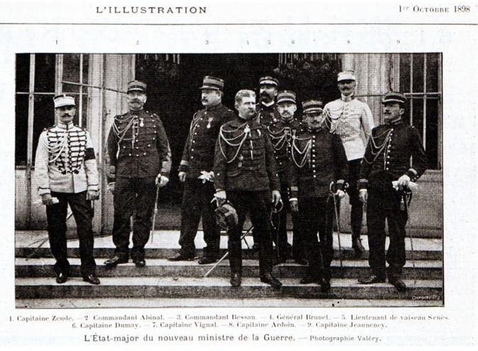Jules Brunet France en Guerres Jules Brunet et le Dernier Samoura