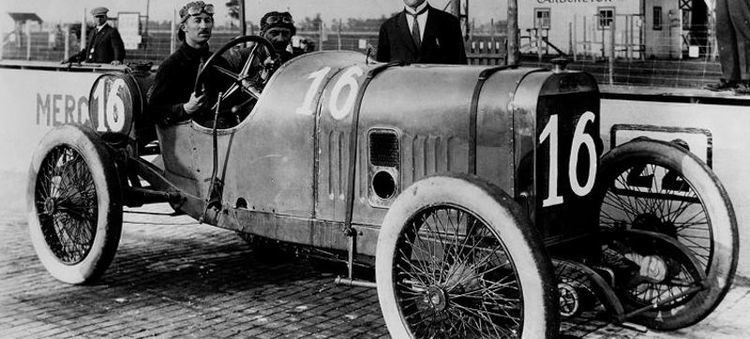 Jules Goux Did An Indy 500 Champ Drink Six Bottles Of Champagne On Way To Victory