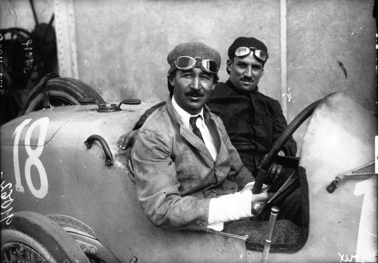 Jules Goux FileJules Goux at the 1921 French Grand Prix 5jpg Wikimedia
