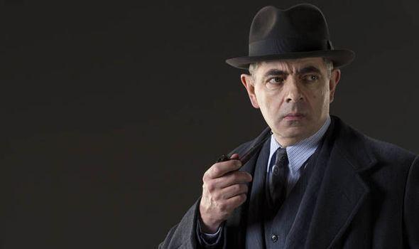 Jules Maigret The life of Rowan Atkinson More Jules Maigret than Mr Bean TV