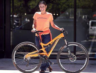 Juli Furtado Olympic Mountain Biker Juli Furtado ReLaunching Juliana Womens