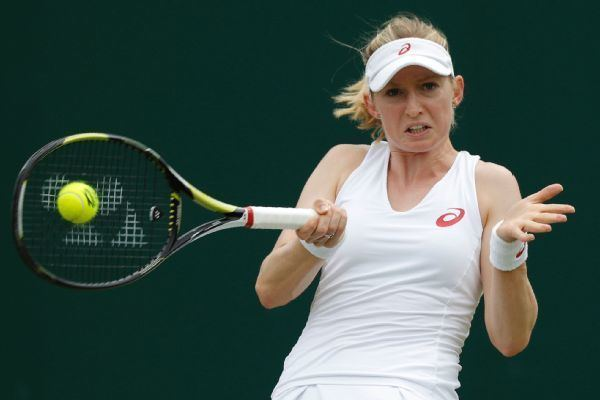 Julia Boserup Meet Wimbledons latest sensation Julia Boserup