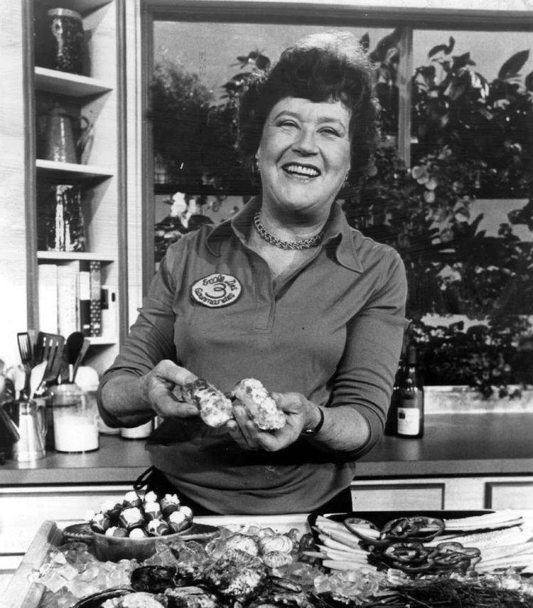 Julia Childs Julia Child39s Stuffed Tomatoes Provenale Recipe