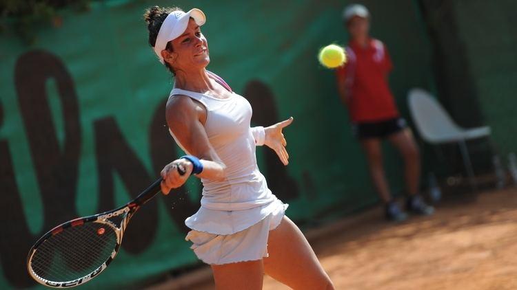 Julia Cohen Beauty of Tennis August 2012
