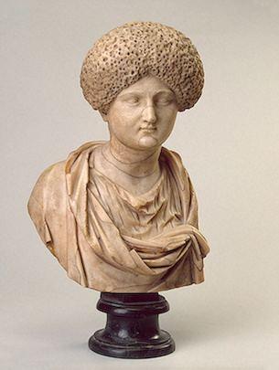 Julia Flavia Julia Flavia Daughter of Titus ca 91 State Hermitage Museum St