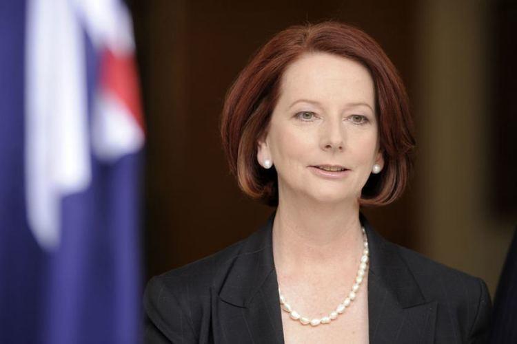 Julia Gillard Julia Gillard joins leaders in paying tribute to former