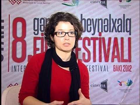 Julia Kolberger 8START Baku Youth Film Festival Julia KolbergerjuryPoland YouTube