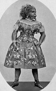 Julia Pastrana Julia Pastrana Wikipedia the free encyclopedia