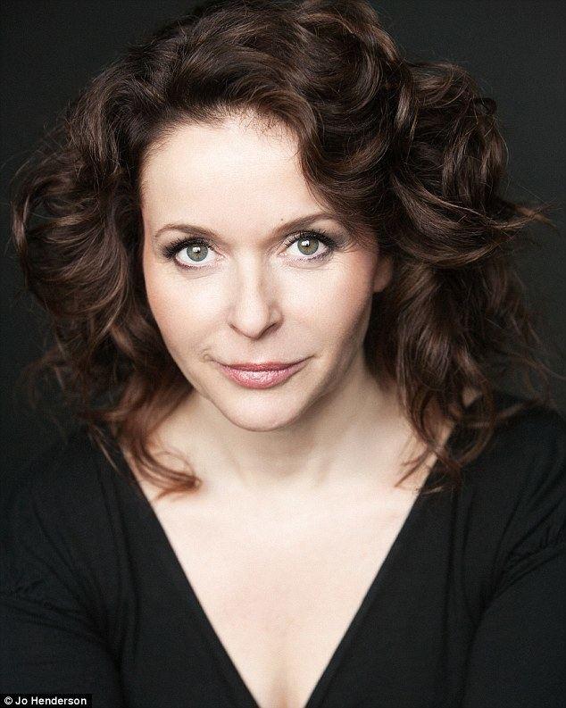 Julia Sawalha Emotional ties with Julia Sawalha Daily Mail Online