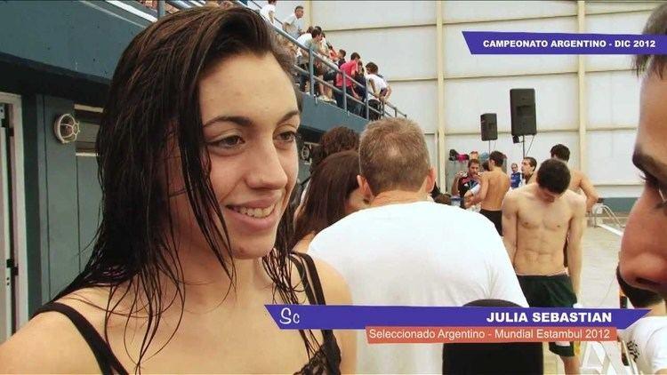 Julia Sebastian Julia Sebastian Campeonato Argentino de Verano 2012 YouTube