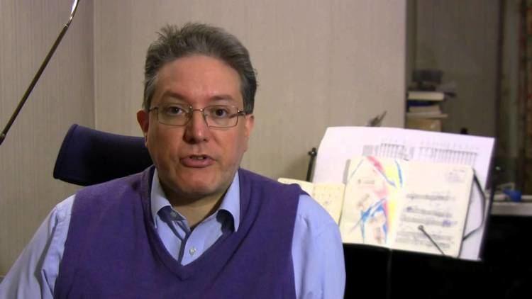 Julian Anderson Julian Anderson introduces quotIn Liebliche Bluequot YouTube