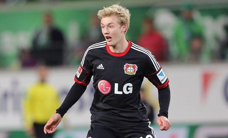 Julian Brandt Young Pro Mag U20 World Cup Top 10 Young Pro39s 2