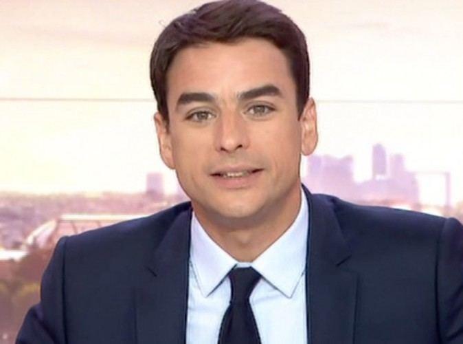 Julian Bugier Julian Bugier le beau gosse de l39info victime d39un lapsus en plein