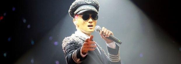 Julian Cheung Chilam Crazy Hours World Tour Live in Malaysia 2014 Malaysia Major