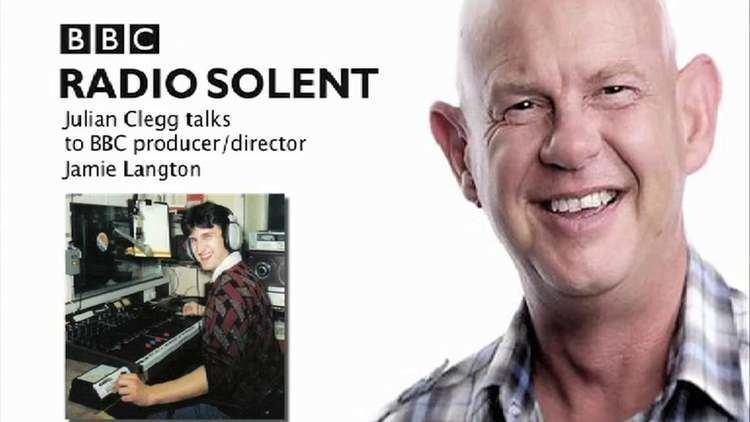 Julian Clegg BBC Radio Solent Julian Clegg talks to BBC Producer and Director