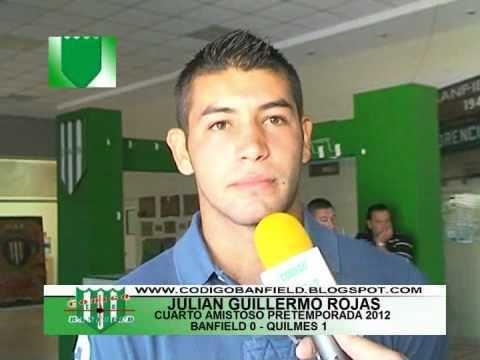 Julian Guillermo JULIAN GUILLERMO ROJAS BANFIELD 0 QUILMES 1 2512012