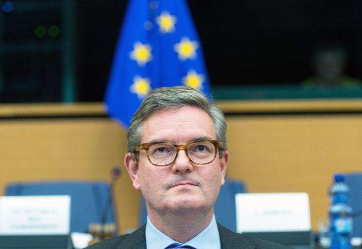 Julian King (diplomat) Julian King vows to serve European interest POLITICO