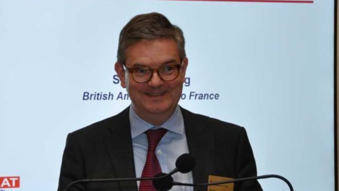 Julian King (diplomat) Sir Julian King We now support the evolution of the eurozone