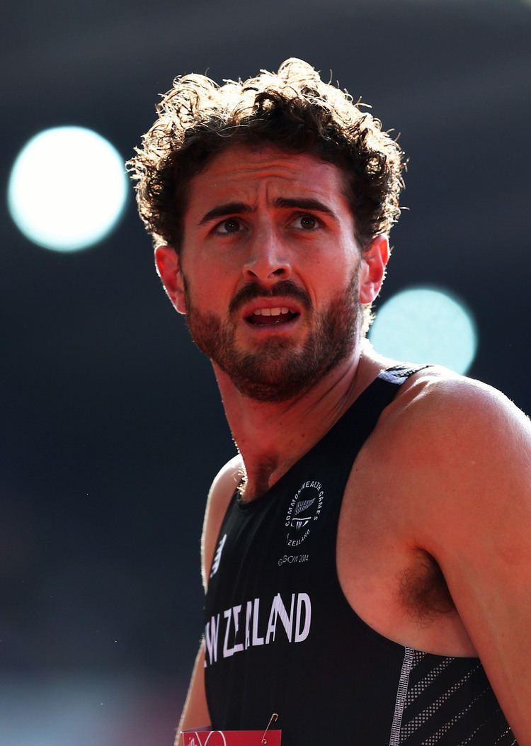 Julian Matthews Julian Matthews New Zealand Olympic Team