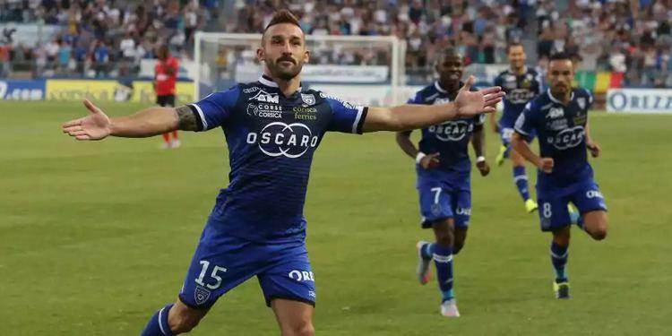 Julian Palmieri Julian Palmieri quitte Bastia pour Lille