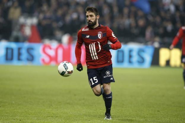 Julian Palmieri Julian Palmieri Lille est proche de Caen Foot Transfert