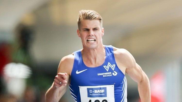 Julian Reus Julian Reus Saubere 100 m unter 10 Sekunden sind mglich