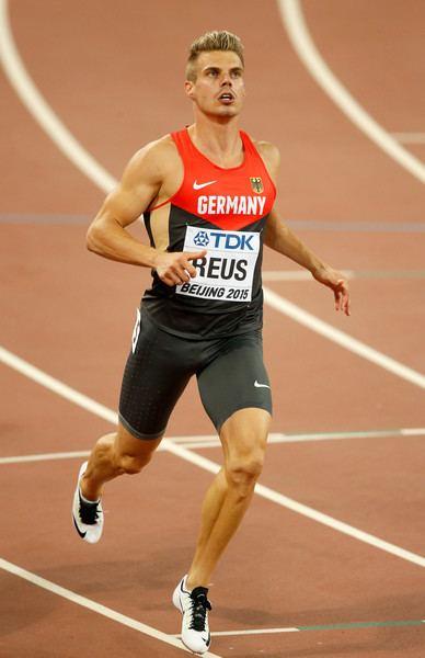 Julian Reus Julian Reus Photos Photos 15th IAAF World Athletics Championships