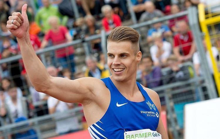 Julian Reus Deutscher 100MeterRekord gebrochen Julian Reus fast