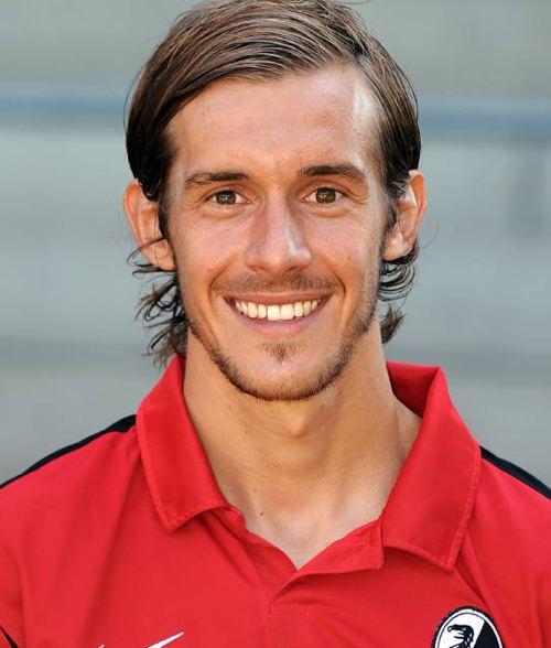 Julian Schuster Julian Schuster SC Freiburg 1 Bundesliga alle