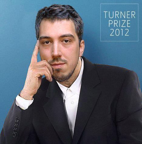 Julian Turner Julian Turner Turner Prize 2012