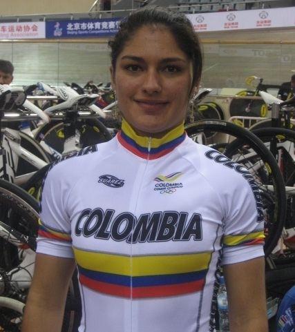 Juliana Gaviria Juliana Gaviria logra su mejor actuacin en un Mundial de Pista
