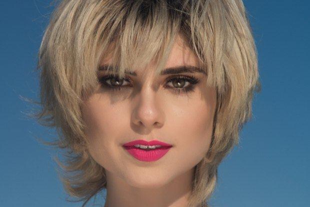 Julianne Trevisol Julianne Trevisol comemora papel de destaque na Globo 39Momento de