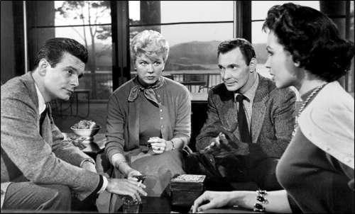 Julie (1956 film) Lauras Miscellaneous Musings Tonights Movie Julie 1956