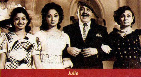 Sridevi Julie 1975