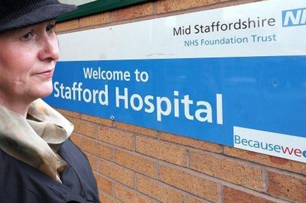 Julie Bailey Vandals attack grave of Stafford Hospital campaigner39s