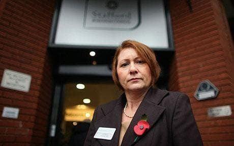 Julie Bailey MidStaffordshire hospitals inquiry case study Julie