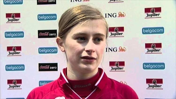 Julie Biesmans Women39s Belgian Cup Final 2012 Julie Biesmans YouTube